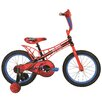 "Huffy Huffy Marvel Spider-Man 16"" Bike with Webbed Frame"
