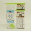 Kinetic Stack Smart 7-Piece Rectangular Food Storage Container Set