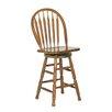 "GS Furniture Classic 24"" Swivel Bar Stool"