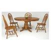 GS Furniture Edgewood Pedestal Table