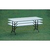 <strong>Correll, Inc.</strong> Rectangular Folding Table