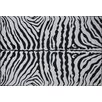 <strong>Fun Rugs</strong> Supreme Zebra Skin Kids Rug