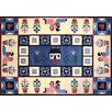 Fun Rugs Supreme American Amish Kids Rug