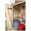<strong>Outdoor Living Today</strong> Garden Chalet 4' W x 2' D Wood Lean-To Shed