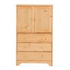 Universal Accessories 2 Door / 3-Drawer Chest