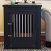 New Age Pet ecoFLEX Dog Crate Endtable with Stainless Steel Spindles