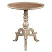 "<strong>""Brittney"" Swan Base End Table</strong> by Gail's Accents"
