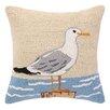 Peking Handicraft INC. Seagull Hook Pillow