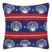 Peking Handicraft INC. Seashells Hook Pillow