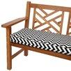 Mozaic Company Stella Indoor/Outdoor Bench Cushion