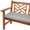 <strong>Stella Indoor/Outdoor Bench Cushion</strong> by Mozaic Company