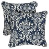 <strong>Mozaic Company</strong> Stella Indoor/Outdoor Square Pillow (Set of 2)