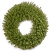 National Tree Co. Norwood Fir Wreath with 400 Branch Tips with Spare Bulbs and Fuses