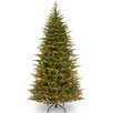 <strong>Nordic 7.5' Green Spruce Artificial Christmas Tree with 600 LED Lig...</strong> by National Tree Co.