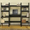 <strong>4 Shelf Ladder Bookcase Bundle</strong> by Altra Furniture