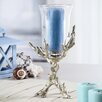 SPI Home Coral Coll Pillar Candlestick