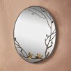 SPI Home Bird Branch Wall Mirror