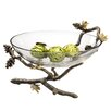 <strong>Pinecone Large Bowl</strong> by SPI Home