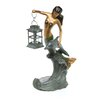 Mermaid Lantern Statue
