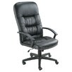 Boss Office Products High-Back Leather Office Chair