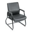 <strong>Boss Office Products</strong> Caressoft Guest Chair with Sled Base