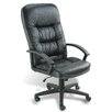 <strong>High-Back Leather Office Chair</strong> by Boss Office Products