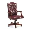 <strong>Boss Office Products</strong> Traditional Tufted Style High-Back Office Chair