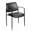 <strong>Stackable Chair with Tapered Legs</strong> by Boss Office Products