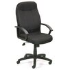 Boss Office Products Fabric High-Back Executive Chair