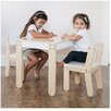 P'kolino Little One's Kids 3 Piece Table Set