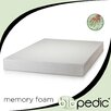 "<strong>BioPEDIC</strong> 8"" Deluxe Memory Foam Mattress"