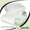BioPEDIC Greek Key Classic Comfort Bed Pillow