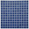 "<strong>Pool 1"" x 1"" Porcelain Mosaic in Baltic</strong> by EliteTile"