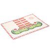 <strong>Elf Shoes Expanded Placemat (Set of 4)</strong> by Carnation Home Fashions