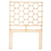 David Francis Furniture Honeycomb Headboard