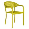 David Francis Furniture Cyprus Stacking Dining Arm Chair