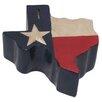 Metrotex Designs Decorative Texas Flag Bank