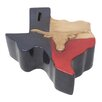 <strong>Decorative Longhorn Design Bank</strong> by Metrotex Designs
