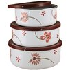 <strong>Reston Lloyd</strong> Corelle Coordinates 6 Piece Storage Bowl Set
