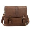 <strong>Messenger Bag</strong> by Aston Leather