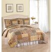American Traditions Heather Quilt Set