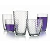 <strong>16 Piece Metro Comb Glass Set</strong> by Home Essentials and Beyond