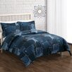 <strong>Bed Ink</strong> Jean Patch Comforter Set