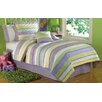 <strong>Annas Ruffle Quilt Set</strong> by My World