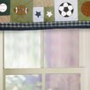 "<strong>My World</strong> Sports Collage 70"" Curtain Valance"