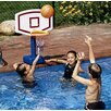 Swimline Jammin' Molded Poolside Basketball Game
