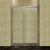 """<strong>Completely Frameless 48"""" W x 75"""" H Sliding Shower Door</strong> by Aston"""