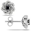 <strong>Amour</strong> Round Cut Diamond Stud Earrings