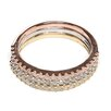 Amour 5/8 Carat Diamond Stackable Ring