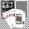 <strong>Copag Cards</strong> Poker Cards Texas Holdem Design Index in Black